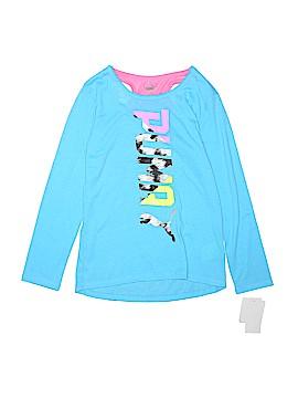 Puma Long Sleeve T-Shirt Size 10