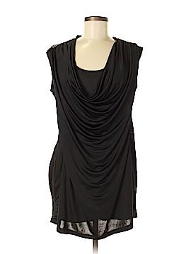 Costa Blanca Short Sleeve Top Size M