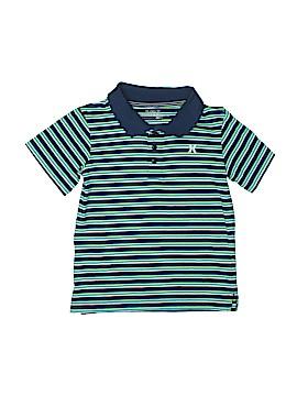 Hurley Short Sleeve Polo Size 7