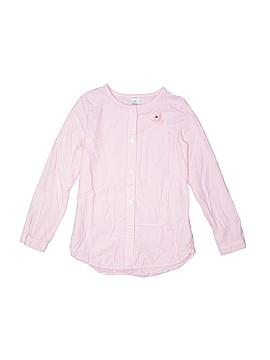 Carter's Long Sleeve Button-Down Shirt Size 10