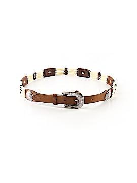 Unbranded Accessories Leather Belt 32 Waist