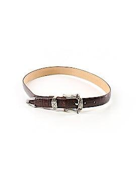 Brighton Leather Belt Size XS