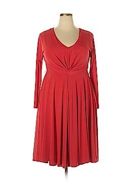 Isabel Toledo for Lane Bryant Casual Dress Size 16