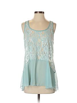 Love on a Hanger Sleeveless Blouse Size M
