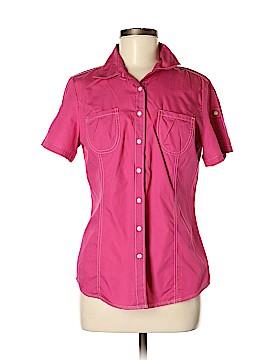 Tommy Hilfiger Short Sleeve Button-Down Shirt Size M