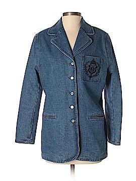 St. John Denim Jacket Size S