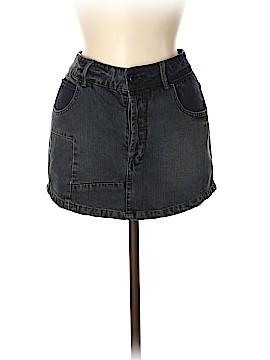 Free People Denim Skirt 25 Waist