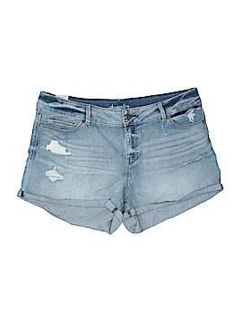 American Rag Cie Denim Shorts Size 16