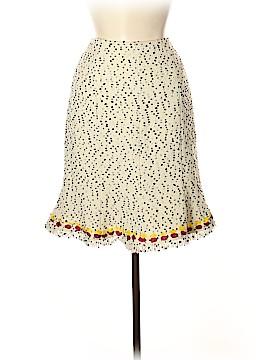 Teri Jon by Rickie Freeman Wool Skirt Size 8