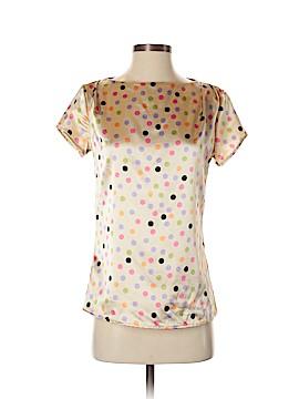 Nife Short Sleeve Blouse Size S