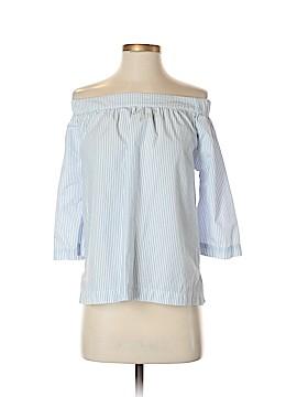 Madewell 3/4 Sleeve Top Size XXS