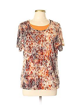 Breckenridge Short Sleeve Top Size XL