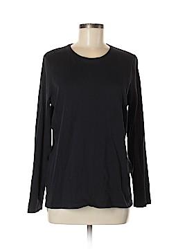 Lands' End Long Sleeve T-Shirt Size M