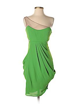 BCBGMAXAZRIA Runway Cocktail Dress Size 4