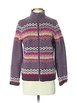 Eddie Bauer Wool Cardigan Size S