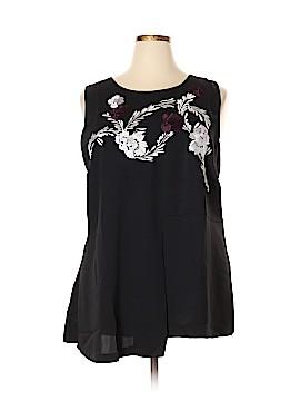 Alfani Sleeveless Blouse Size 24W (Plus)
