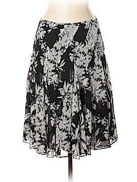 Banana Republic Factory Store Silk Skirt Size 8