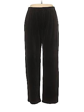 Susan Bristol Velour Pants Size L