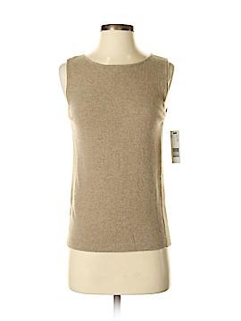Linda Allard Ellen Tracy Cashmere Pullover Sweater Size S