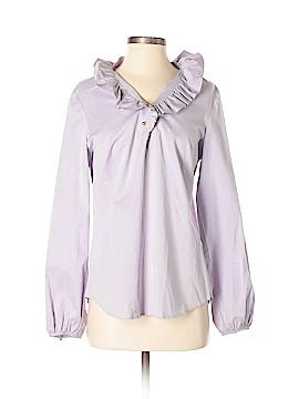 Elizabeth McKay Long Sleeve Blouse Size 6