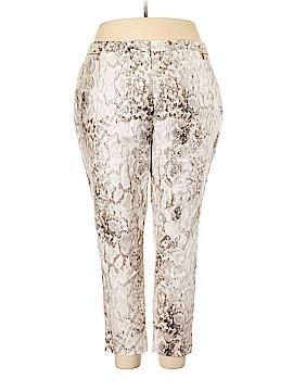 Calvin Klein Casual Pants Size 22 W (Plus)