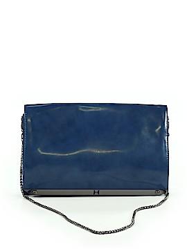 Halston Leather Shoulder Bag One Size