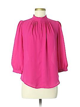 Worthington Long Sleeve Blouse Size M (Petite)