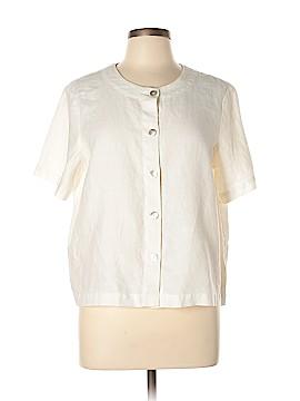 Orvis Short Sleeve Button-Down Shirt Size 10 - 12