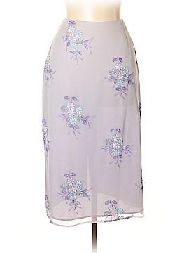 Tessuto Silk Skirt Size 12