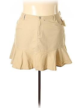 Carolina Blues Casual Skirt Size 24 (Plus)