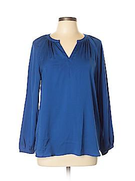 Apt. 9 Long Sleeve Blouse Size L (Petite)