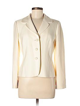 Ann Taylor Silk Blazer Size 8 (Petite)