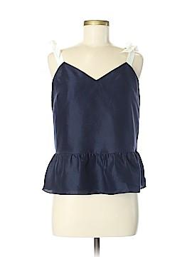 J. Crew Factory Store Sleeveless Silk Top Size 6