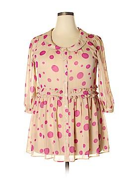 ASOS 3/4 Sleeve Blouse Size 14