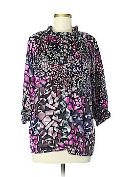 Ninety 3/4 Sleeve Blouse Size M