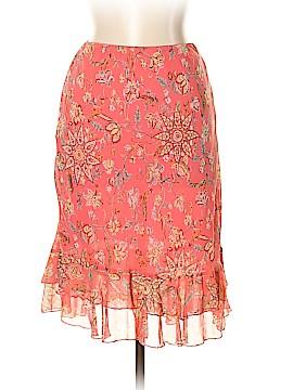 Chadwicks Silk Skirt Size 10 (Petite)
