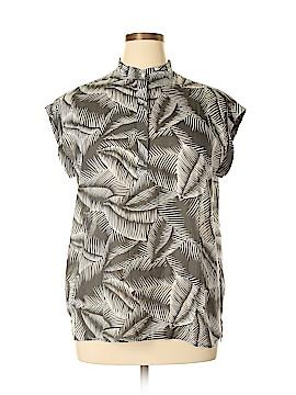 Gap Short Sleeve Blouse Size XL