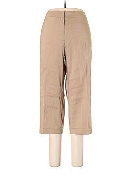 Ellen Tracy Linen Pants Size 14
