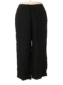 Lane Bryant Linen Pants Size 22/24 Plus (Plus)