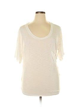 Blue Life Short Sleeve T-Shirt Size L
