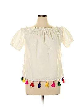 Noisy May Short Sleeve Blouse Size XL