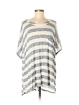 Hem & Thread Short Sleeve Top Size M