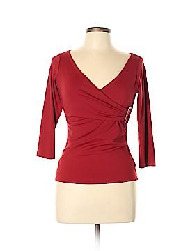 Susana Monaco 3/4 Sleeve Top Size L