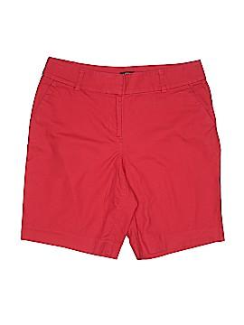 Ann Taylor LOFT Khaki Shorts Size 10