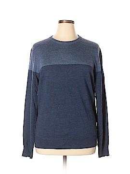 Calvin Klein Wool Pullover Sweater Size XL