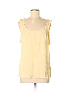 LC Lauren Conrad Sleeveless Blouse Size L