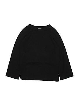 URCHIN Silk Pullover Sweater Size M