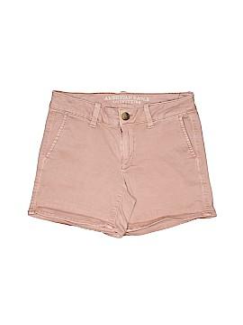 American Eagle Outfitters Khaki Shorts Size 4