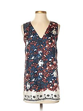 Thakoon Sleeveless Silk Top Size 0