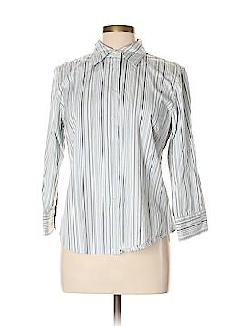 J. Crew Long Sleeve Button-Down Shirt Size L